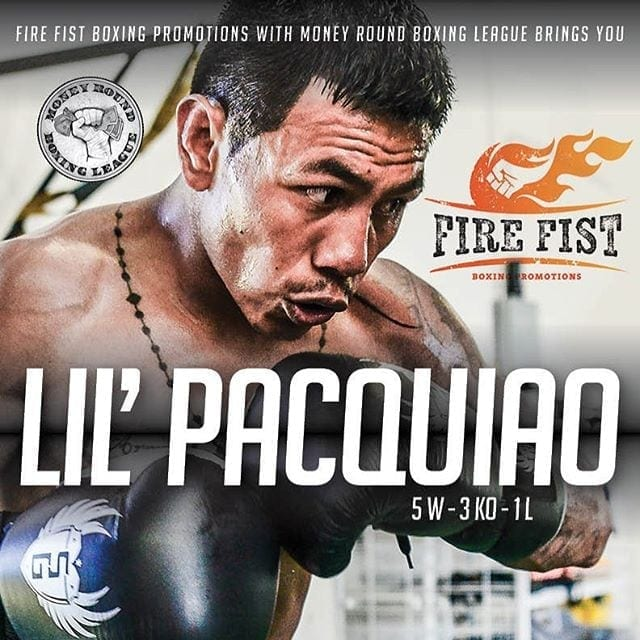 "Jose ""Lil' Pacquiao"" Resendiz will face Vincent Jennings as part of the June 16 card at The Coliseum in St Petersburg. Don't miss this action packed night Live-streaming FREE on MoneyRoundBoxing.com and across social media! #livestream #straighttothemoney #june16th #moneyroundboxing"